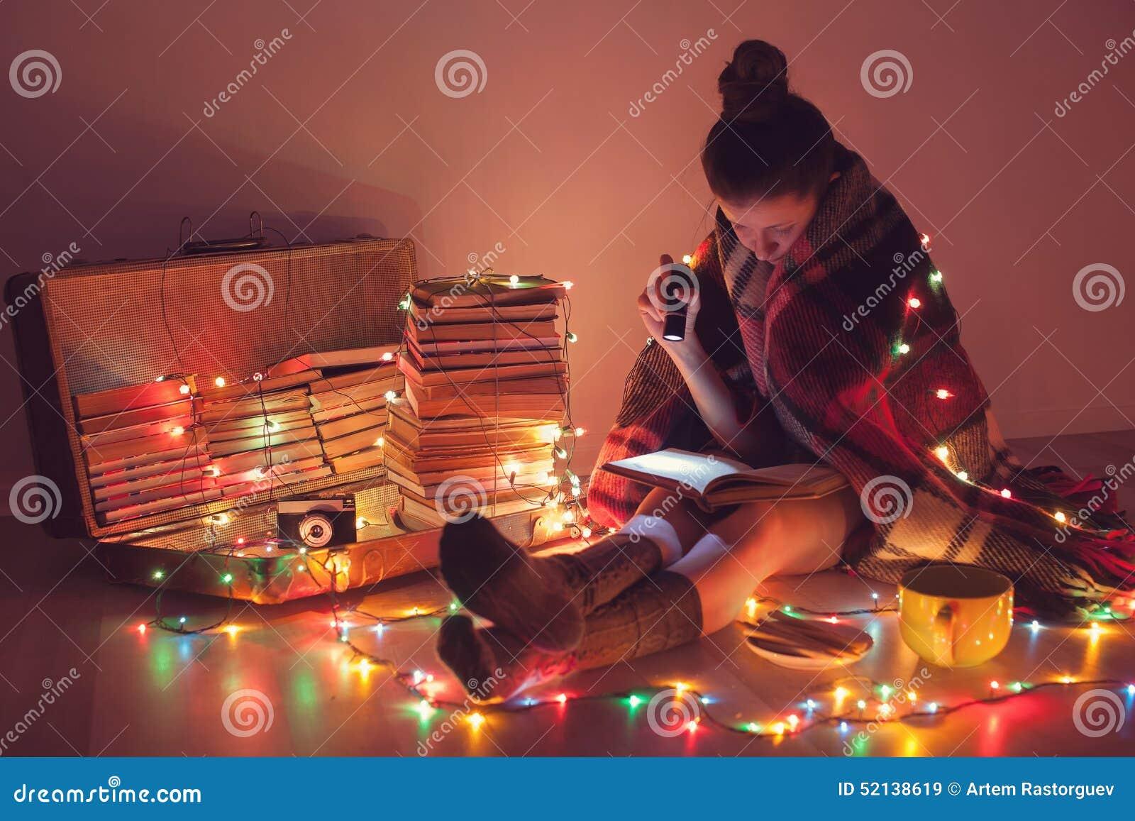 Lectura emocionante de la noche