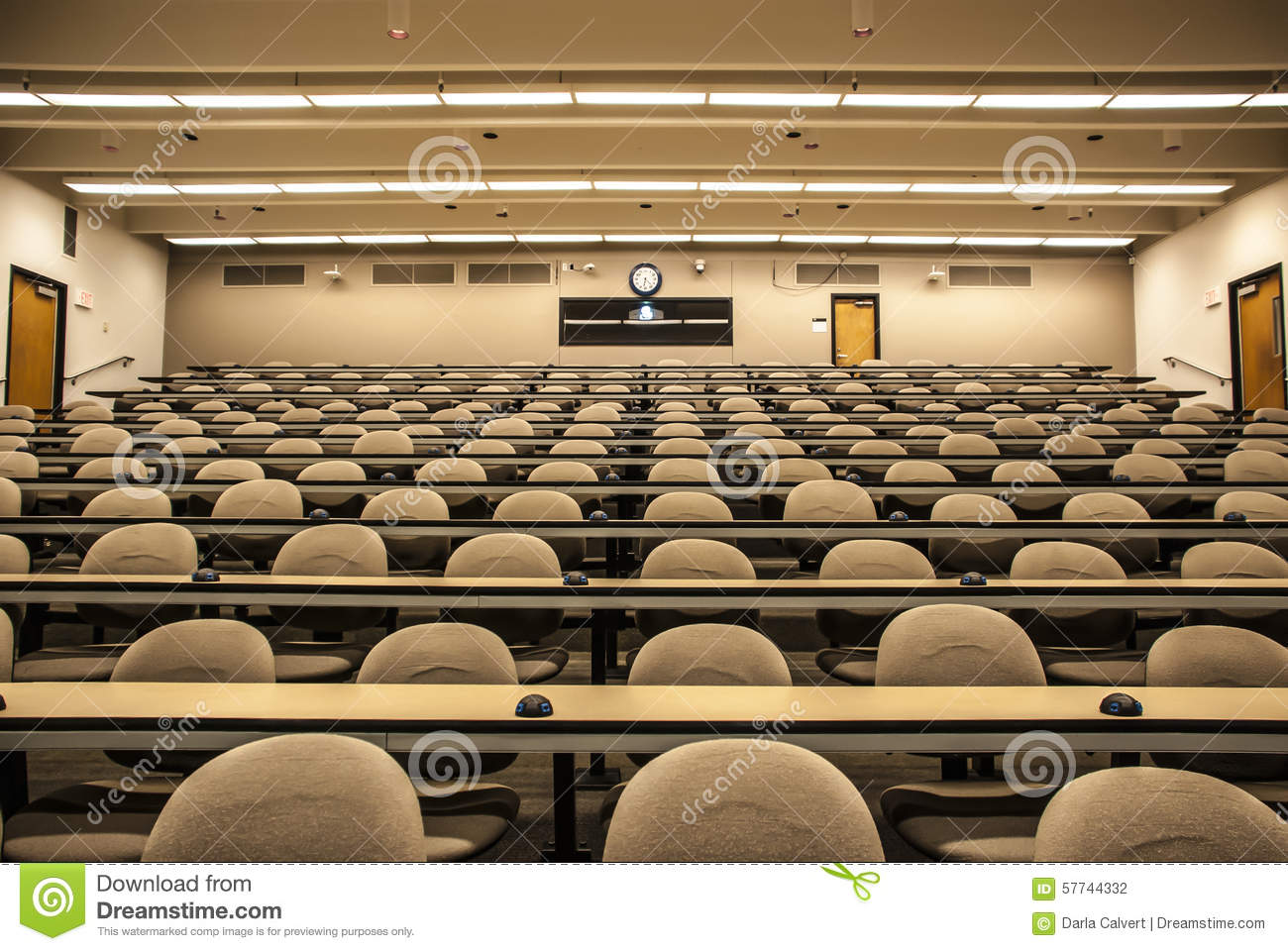 Lecture Hall Classroom