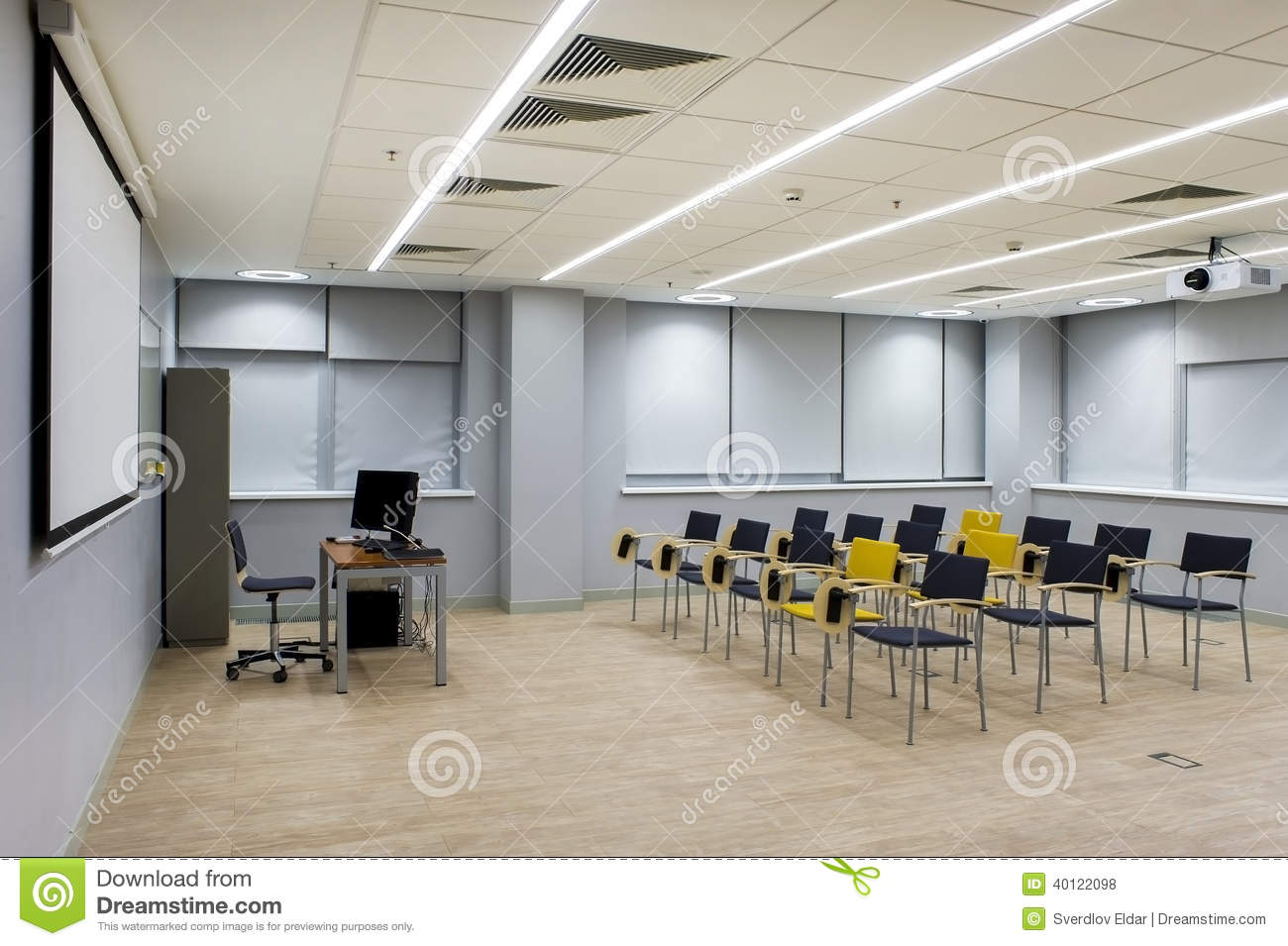 Incredible Lecture Hall Stock Photo Image Of Screen Meeting Desk Pdpeps Interior Chair Design Pdpepsorg