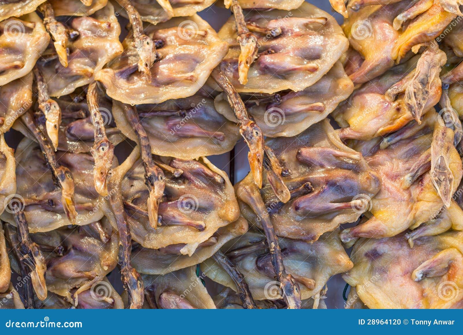 Leczący kaczki mięso