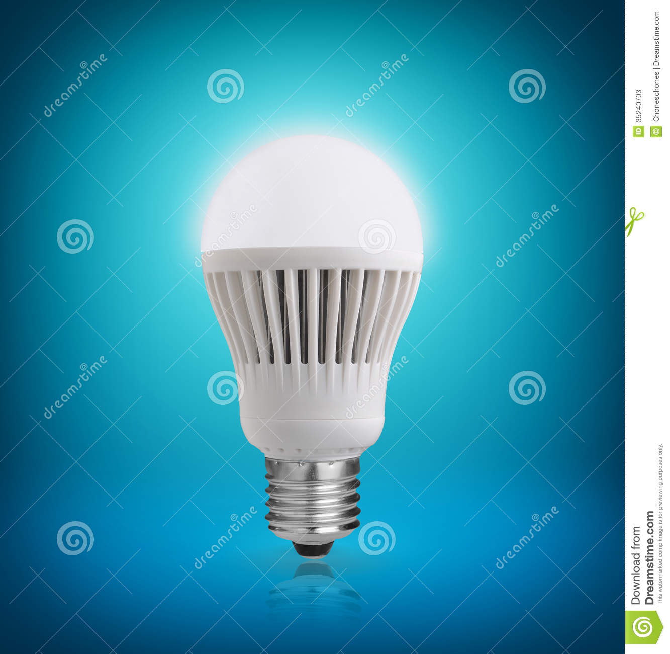 LED bulb stock image. Image of environmental, environment - 35240703 for glowing cfl bulb  157uhy