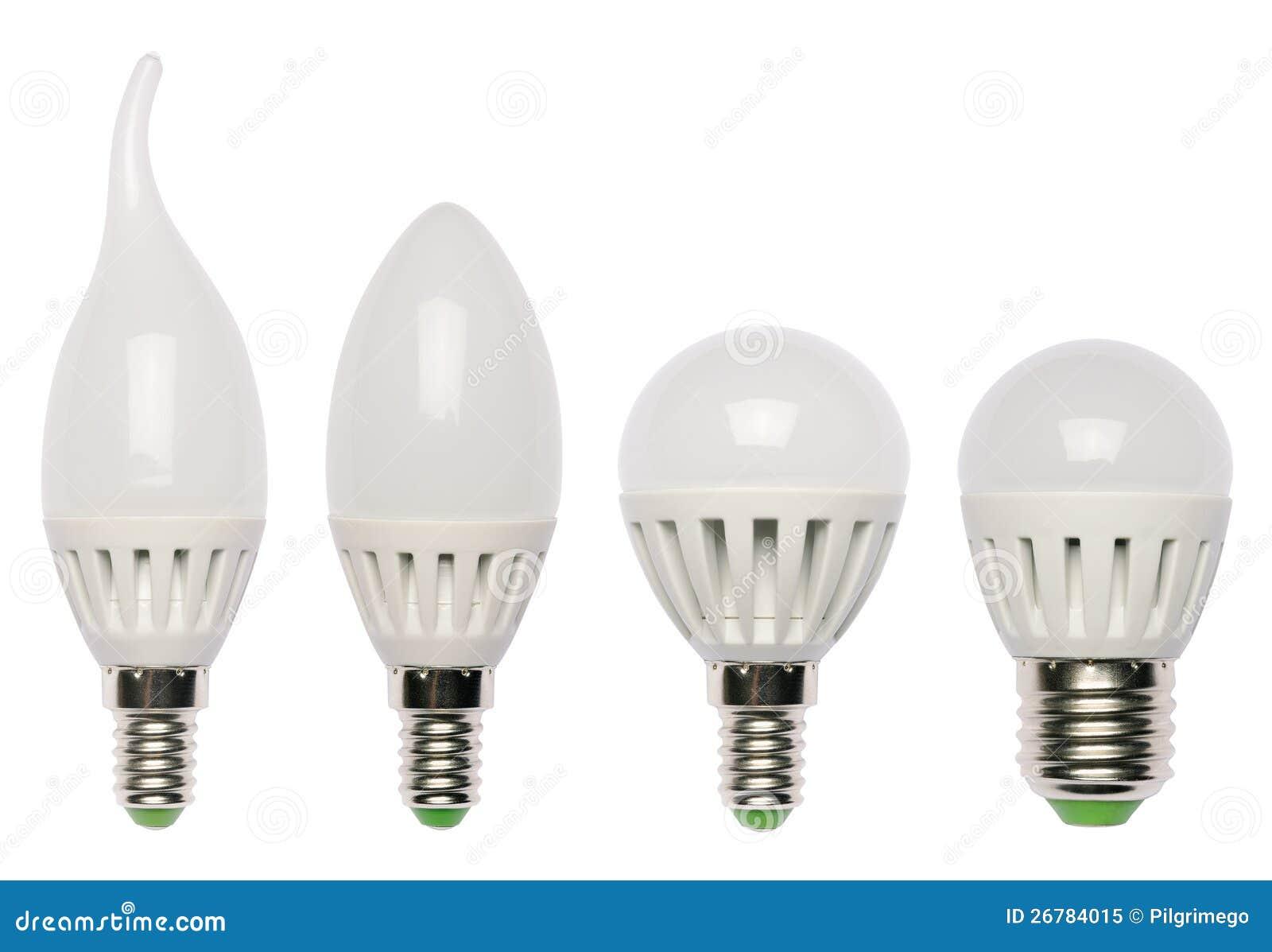 Led Energy Saving Bulb Light Emitting Diode Royalty Free Stock Photo Image 26784015