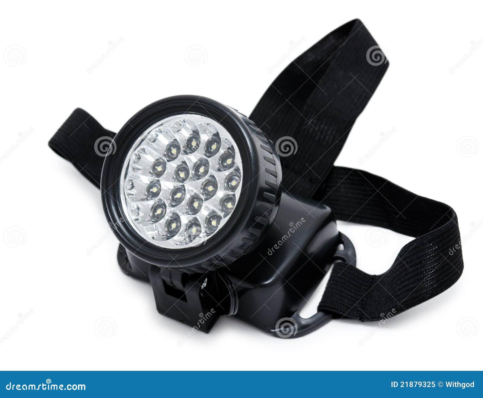 LED Lantern Stock Photo