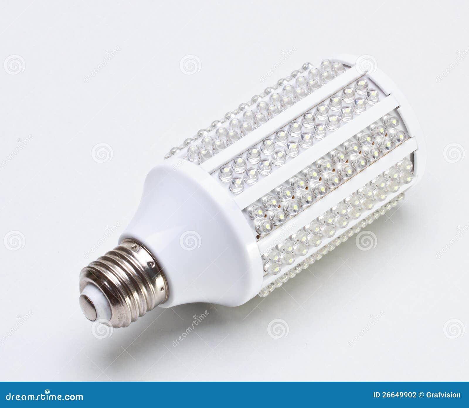 led light bulb stock photography image 26649902. Black Bedroom Furniture Sets. Home Design Ideas