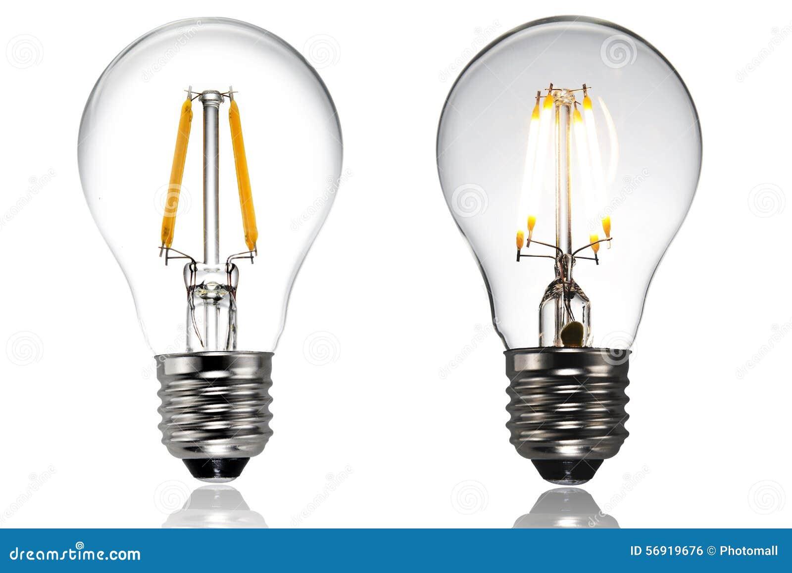 Led light bulb stock photo. Image of equipment, design - 56919676 for types of incandescent lamp  58lpg