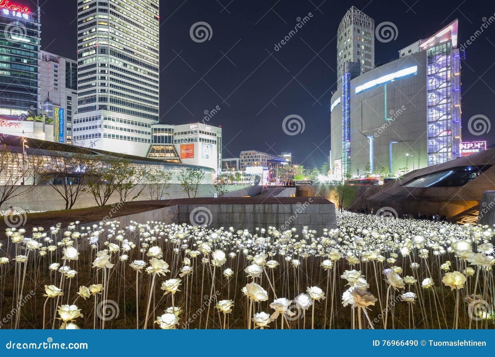 sky rose garden seoul