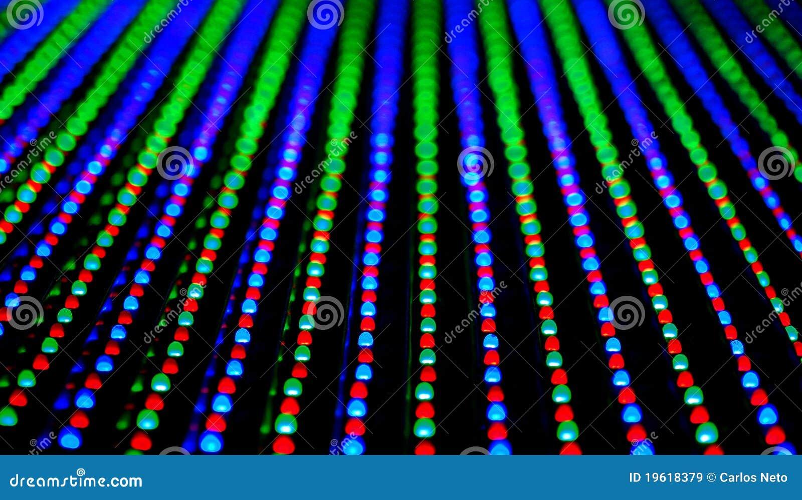 led screen panel texture stock image image of effect 19618379. Black Bedroom Furniture Sets. Home Design Ideas