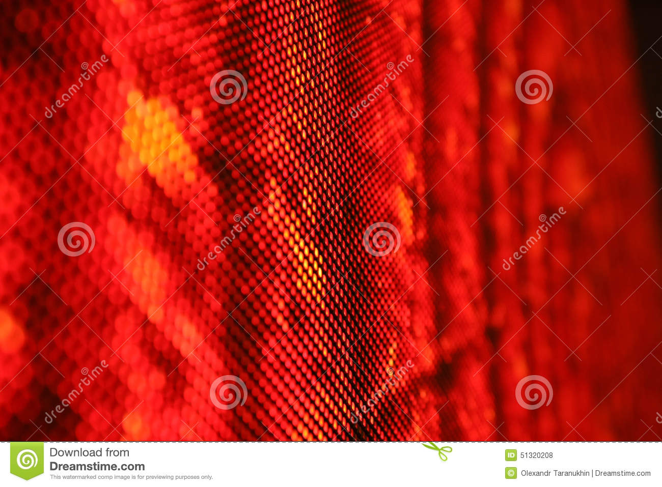 Led Screen SMD Red Close Up Stock Photo - Image: 51320208 for Red Led Light Texture  104xkb