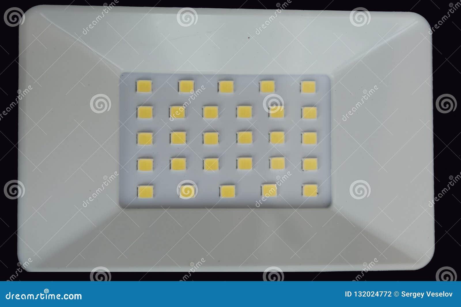 LED spotlight SMD LEDs