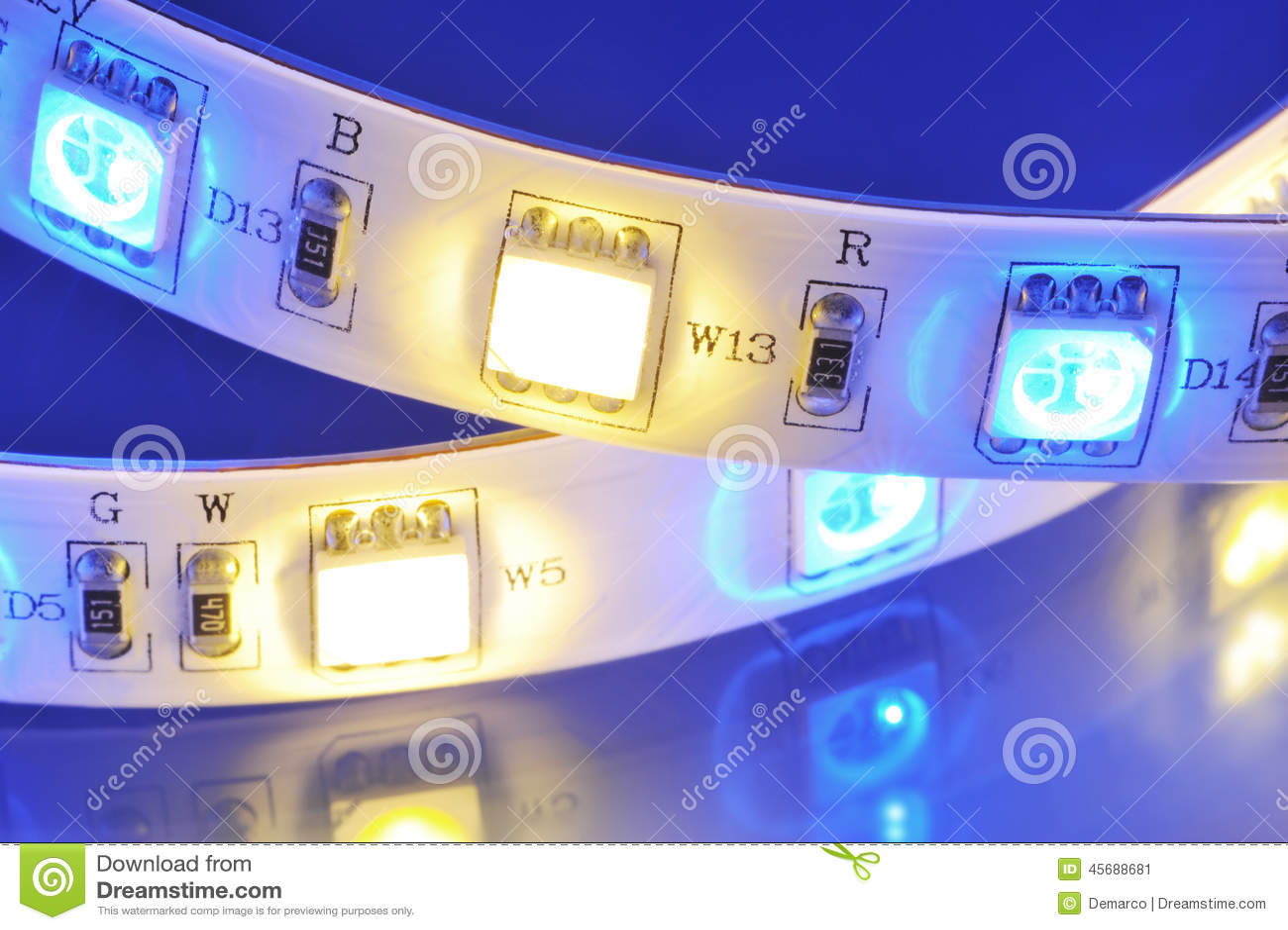 LED-stripe