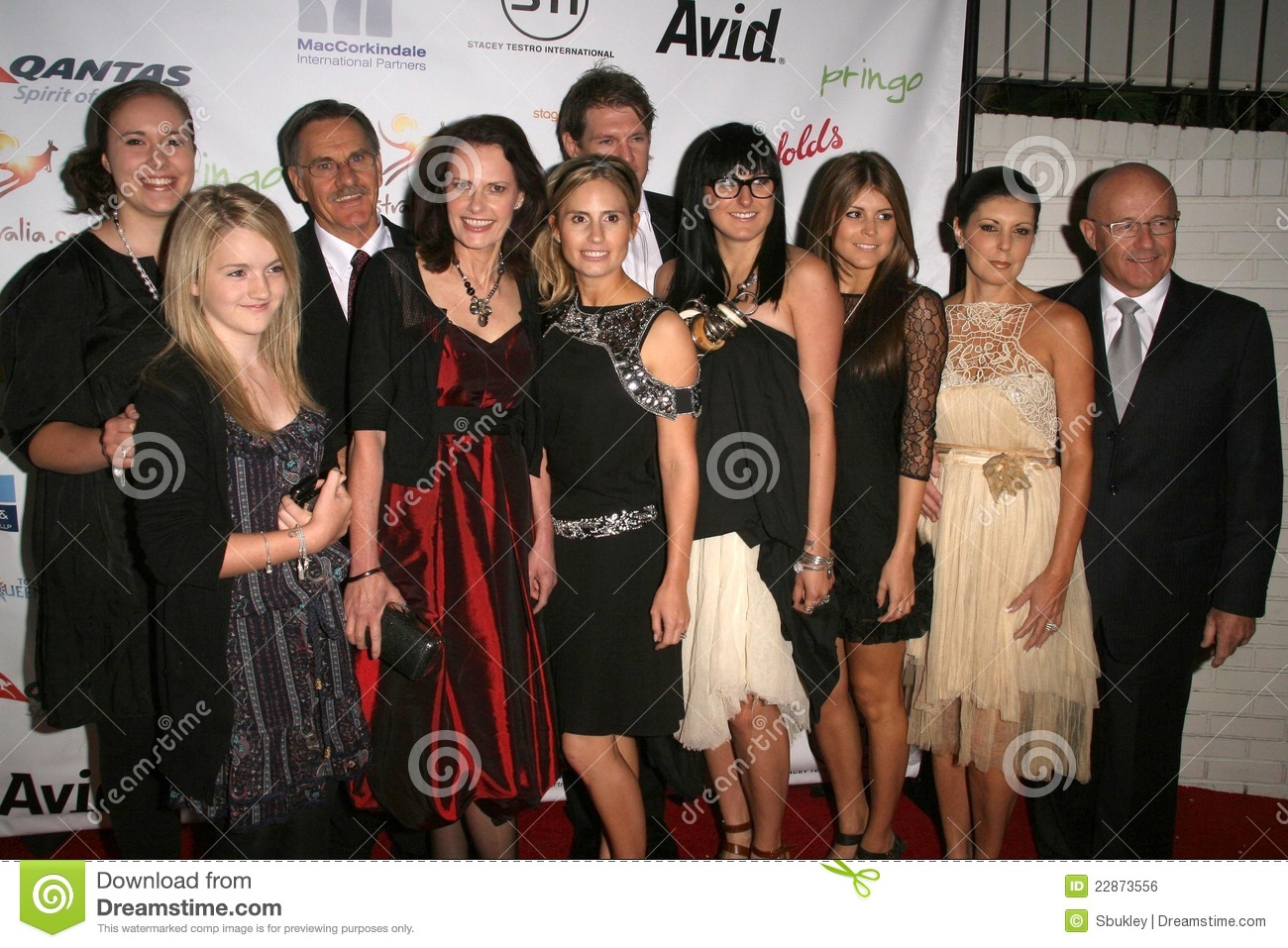 The Ledger Family At The Australian Academy Award Celebration Chateau Marmont West Hollywood Ca 90046 Editorial Photo Image Of Family Ledger 22873556