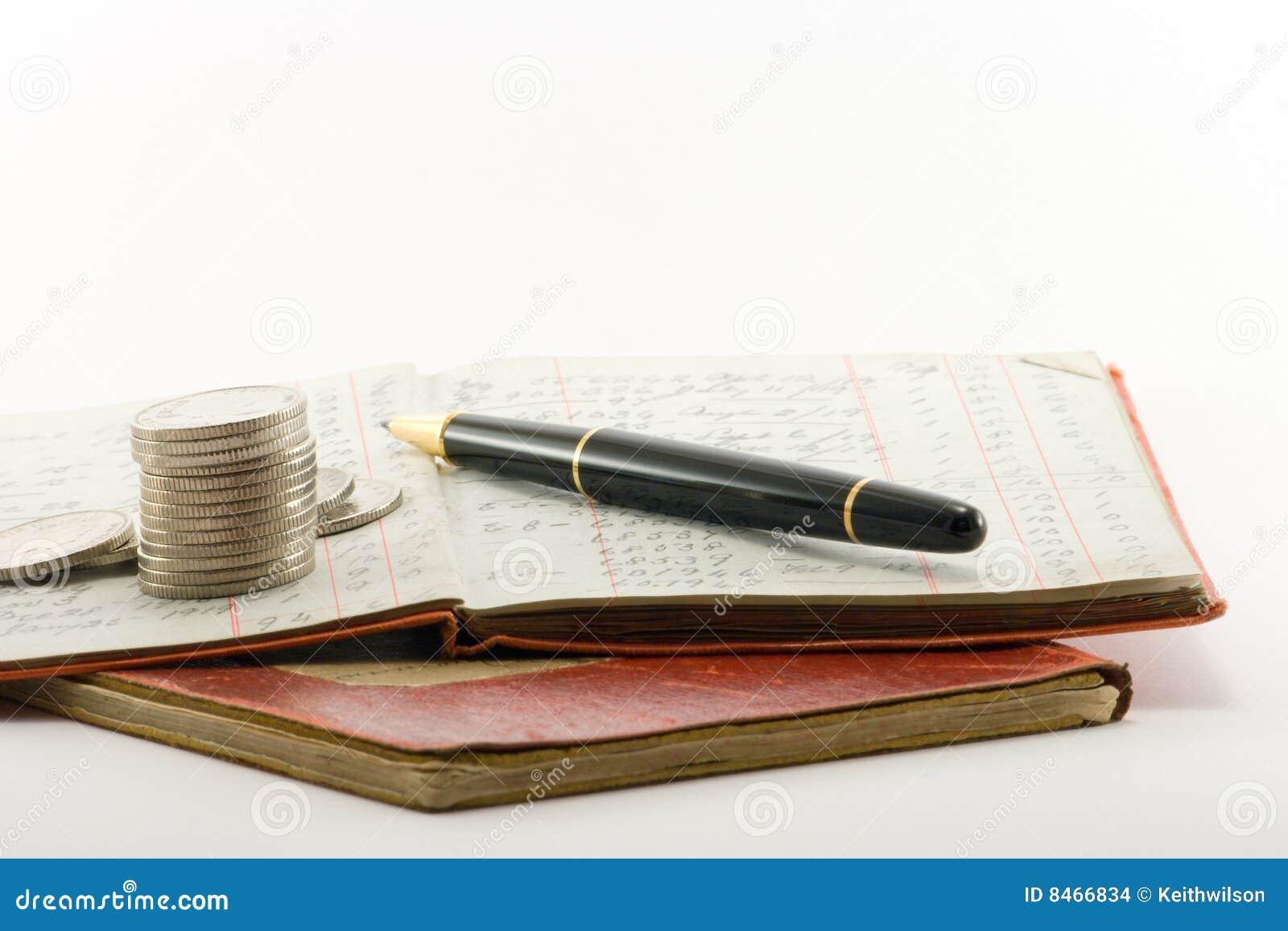 Ledgerspengarpenna