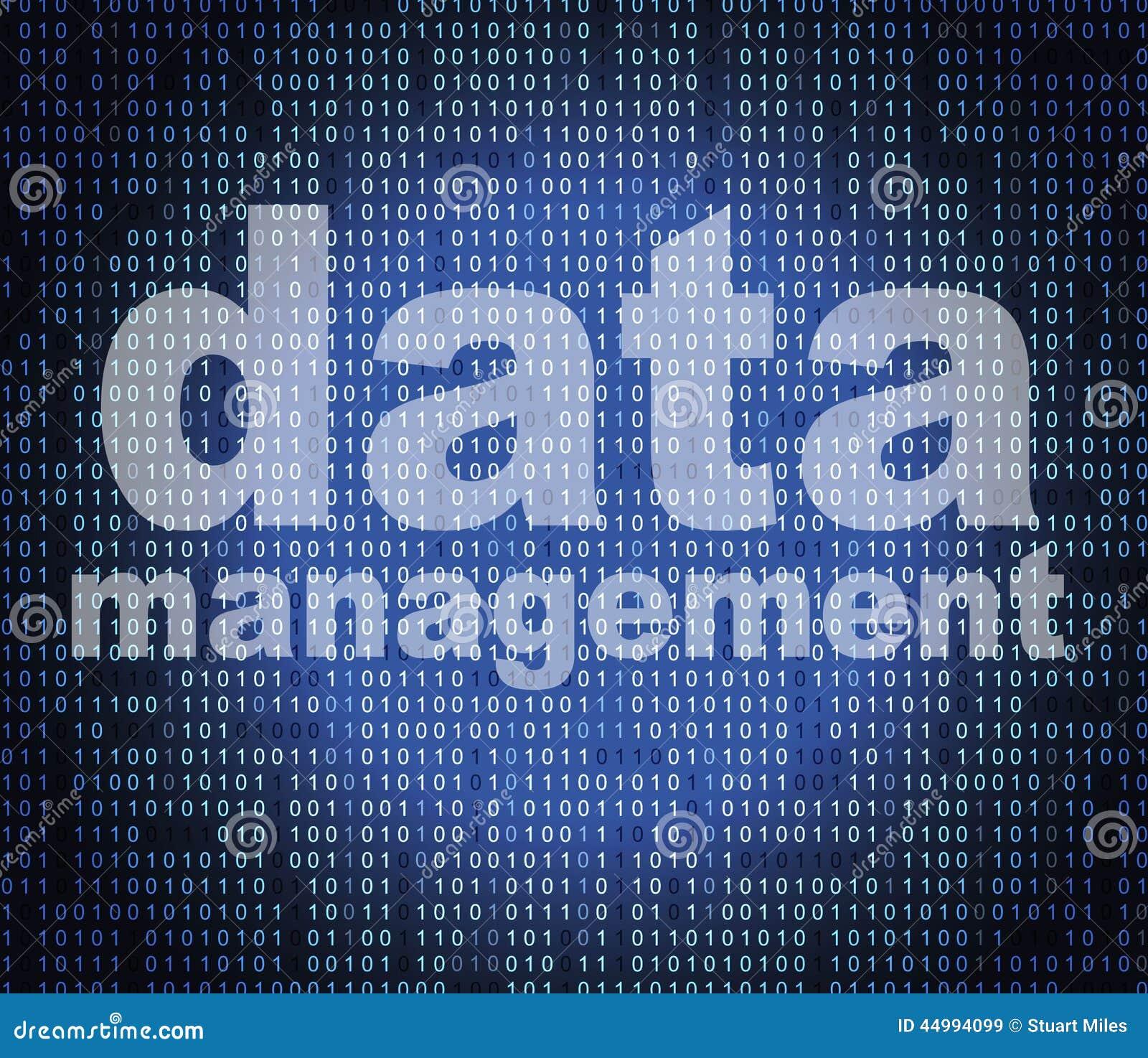 Ledningdata betyder direktörsbefattningorganisation och kunskap