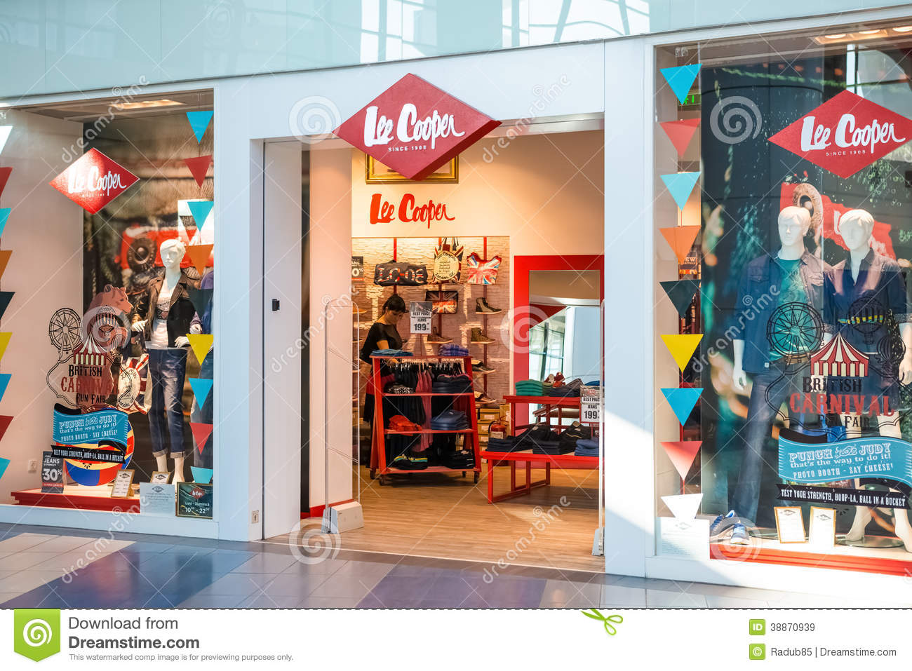 lee cooper lee clothing company