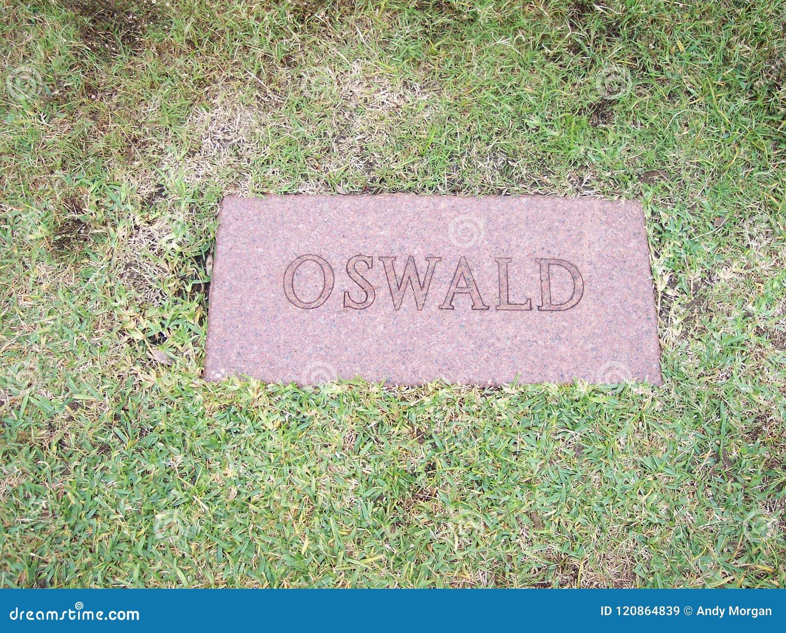 Lee Harvey Oswald Grave