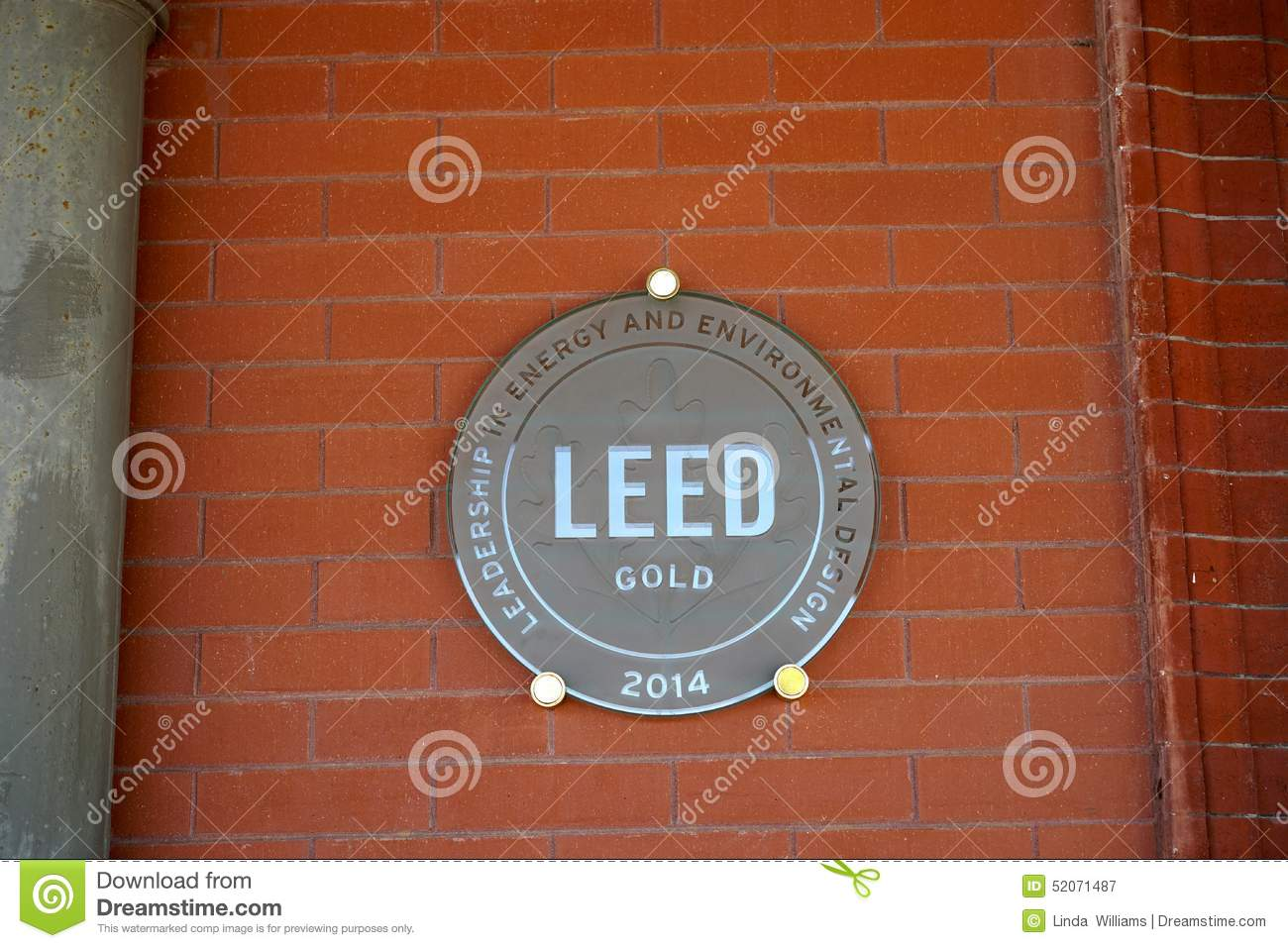 Leed gold certified building and seal editorial for Certified building designer