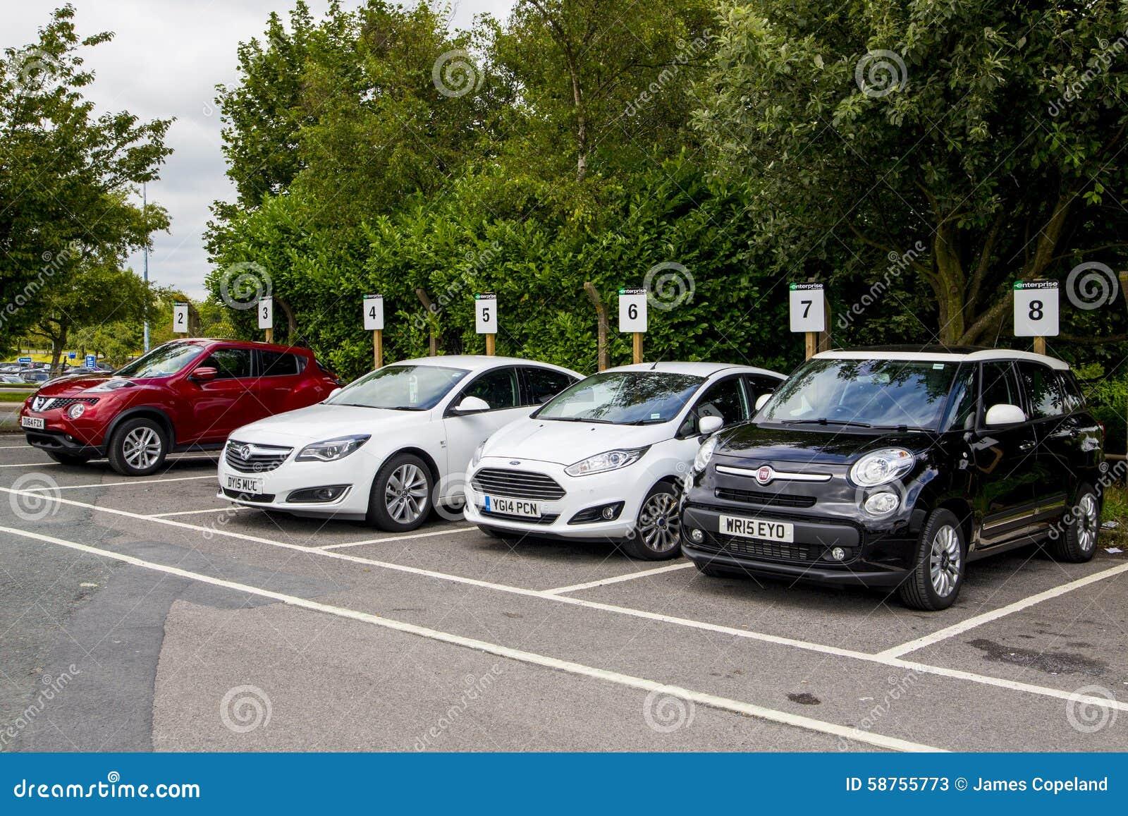 Car Hire Leeds Bradford Airport Enterprise