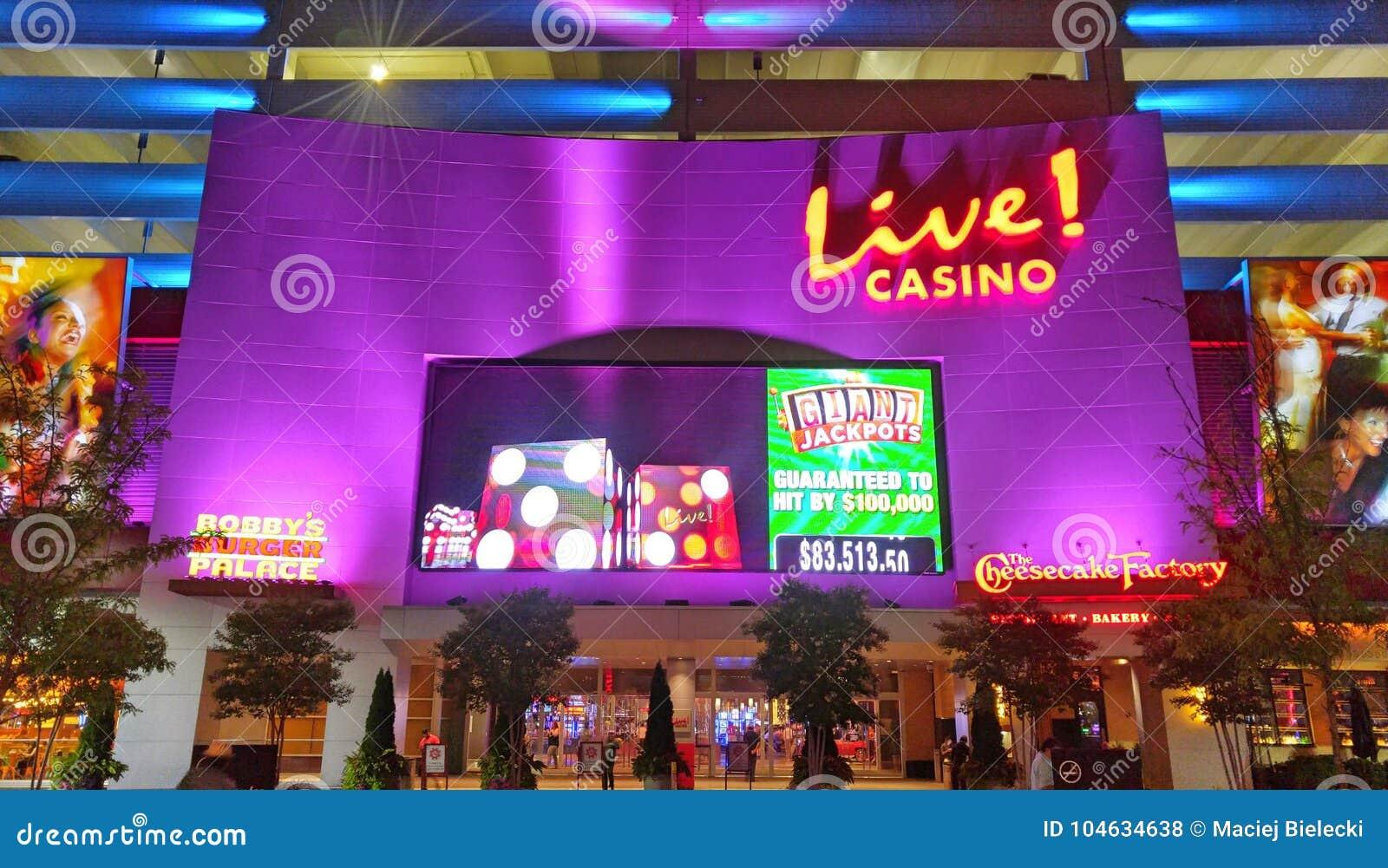 Download Leef casino redactionele stock foto. Afbeelding bestaande uit leef - 104634638