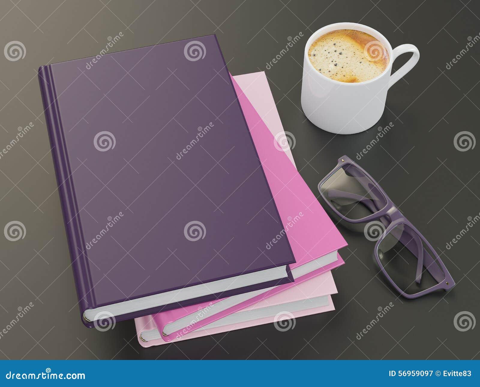 Leeg het modelmalplaatje van het kleurenboek op zwarte achtergrond