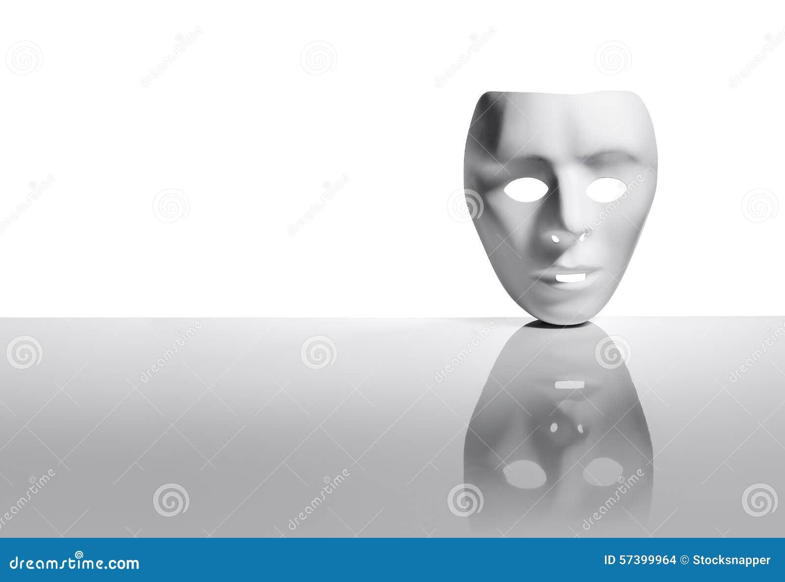 Leeg Masker