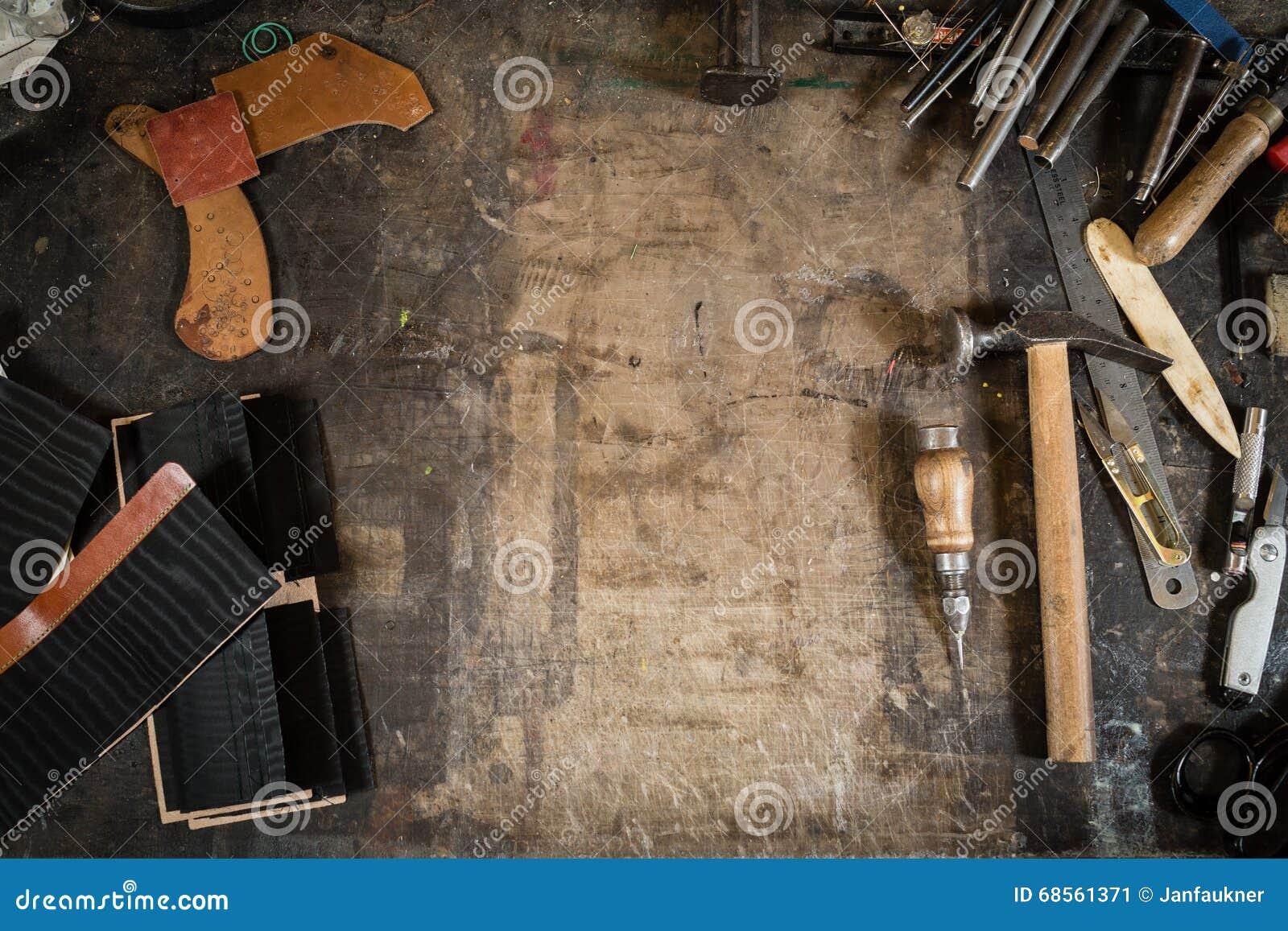 Antieke bureau inrichting antique warehouse