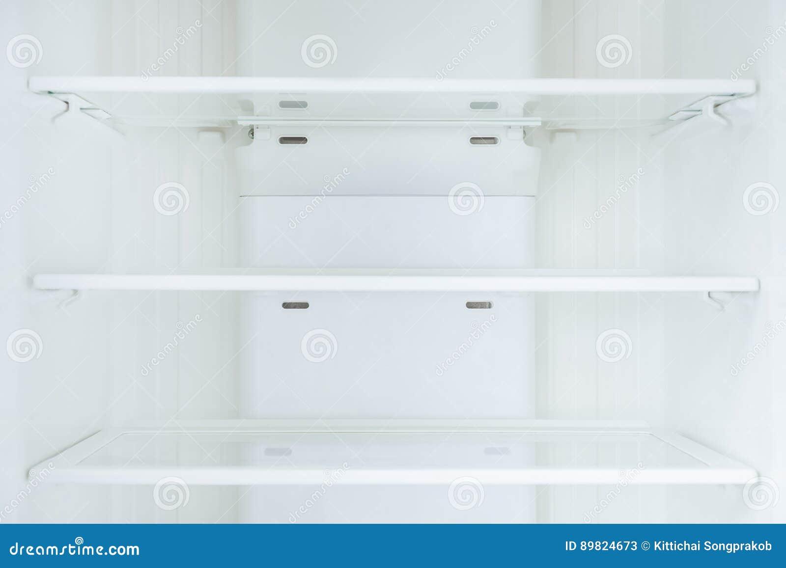 Kühlschrank Regal : Leere regale im kühlschrank stockbild bild von essen regale