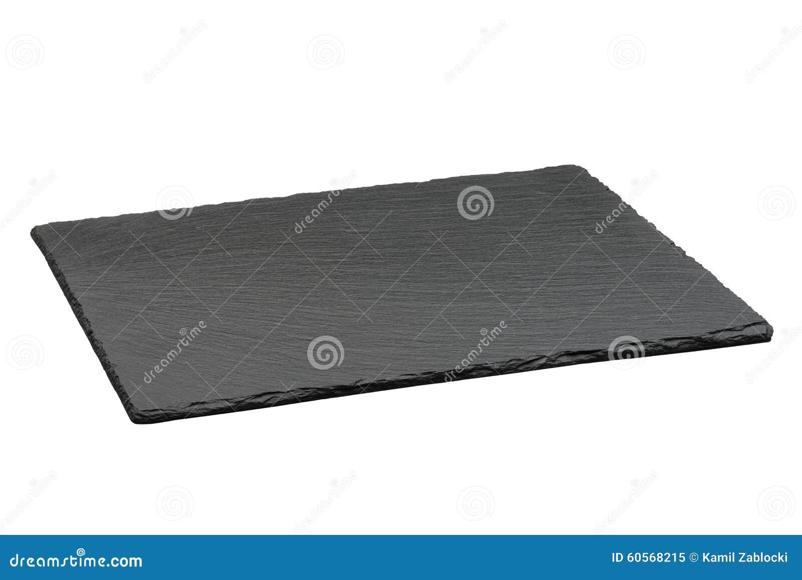 Rote Sitzsaecke In Schwarz Weissem : Leere schwarze schieferplatte lokalisiert stockfoto bild