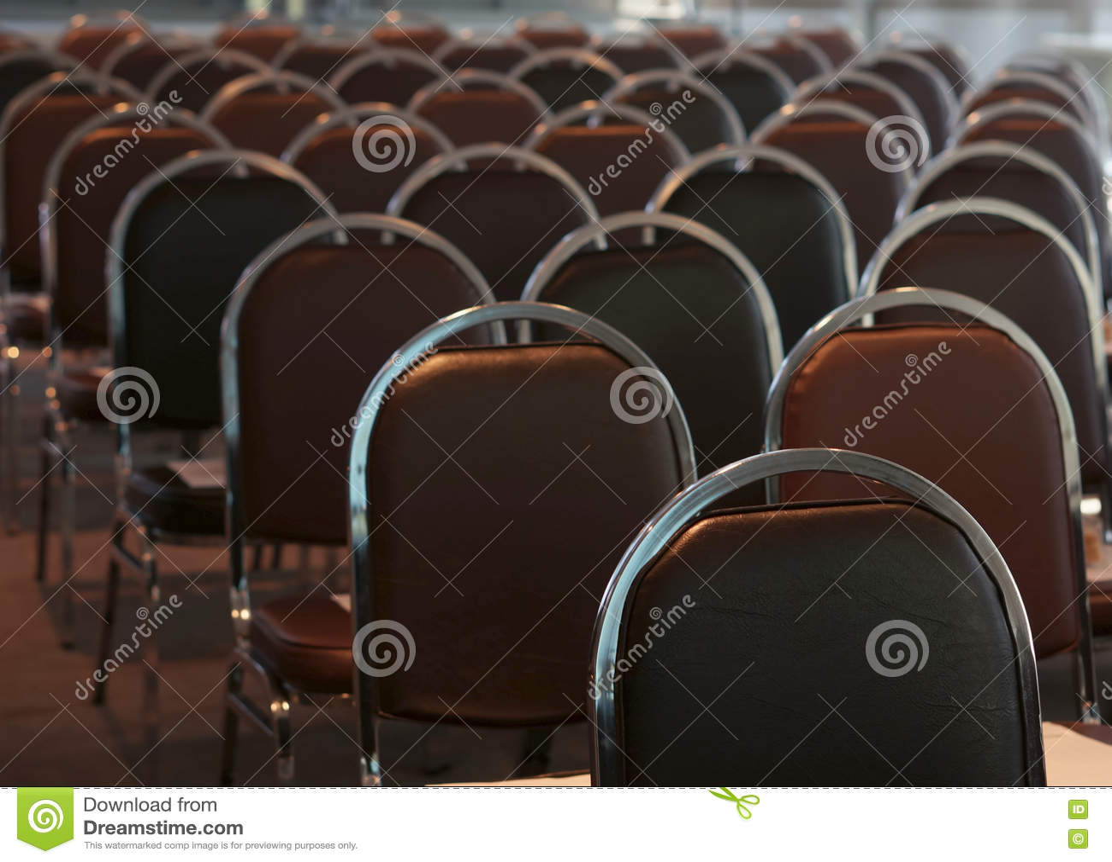 Leere Sitzung oder Konferenzsaal