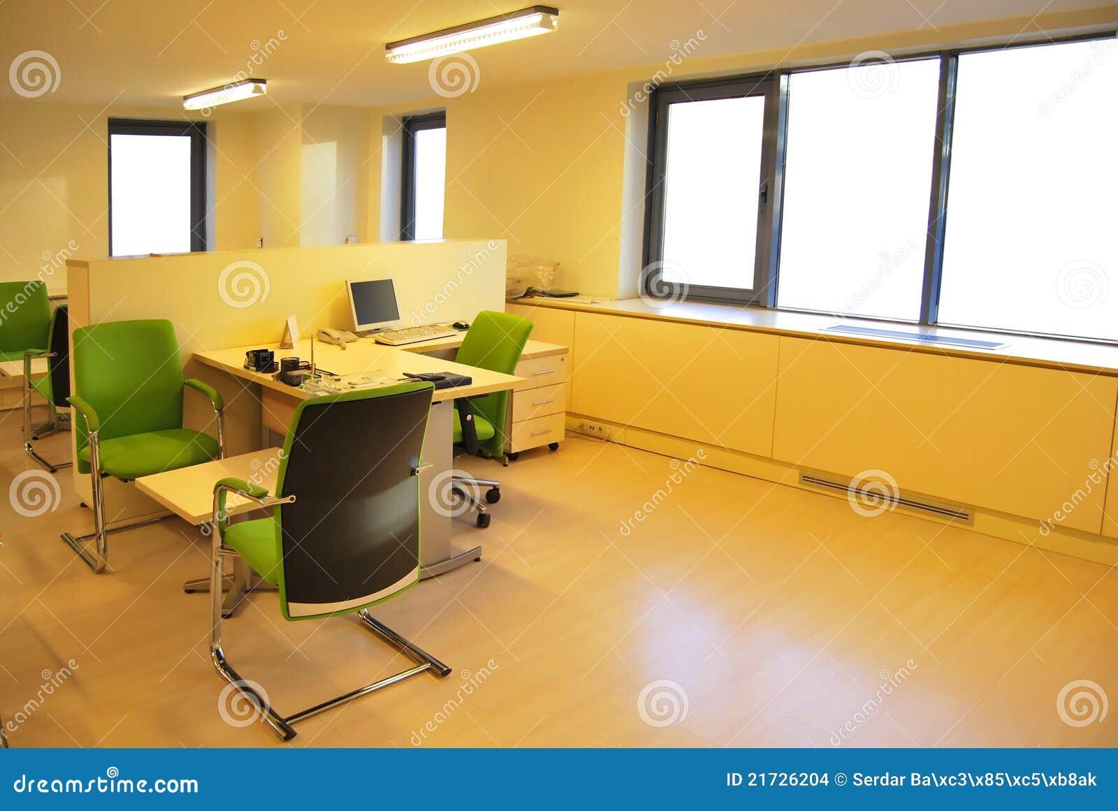 Leeres Buro Stockfoto Bild Von Bodenbelag Stuhl Direktor 21726204