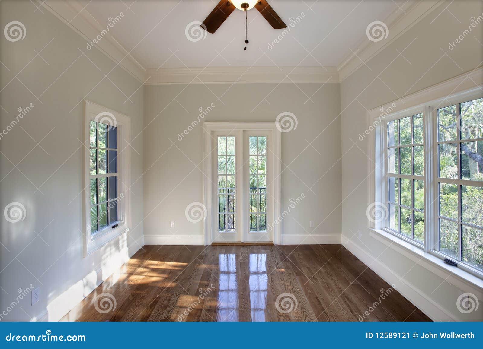 Leeres speisen oder schlafzimmer stockbild bild 12589121 for Leeres zimmer