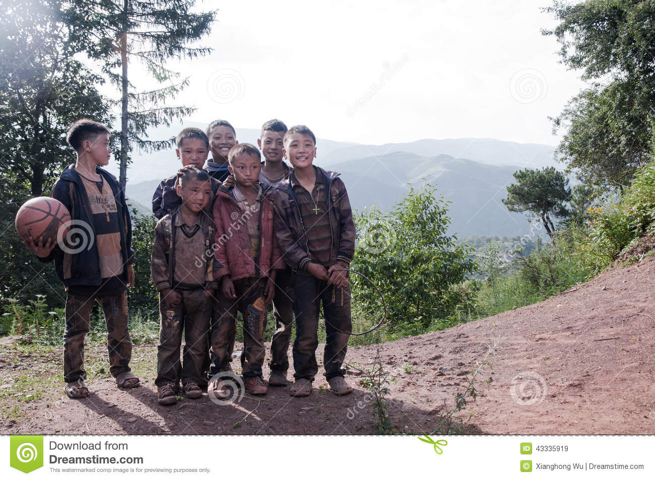 some children left behind Thesis title: daily experiences of left-behind children in china  analysis of  the left-behind children shows that some children have to make their own.