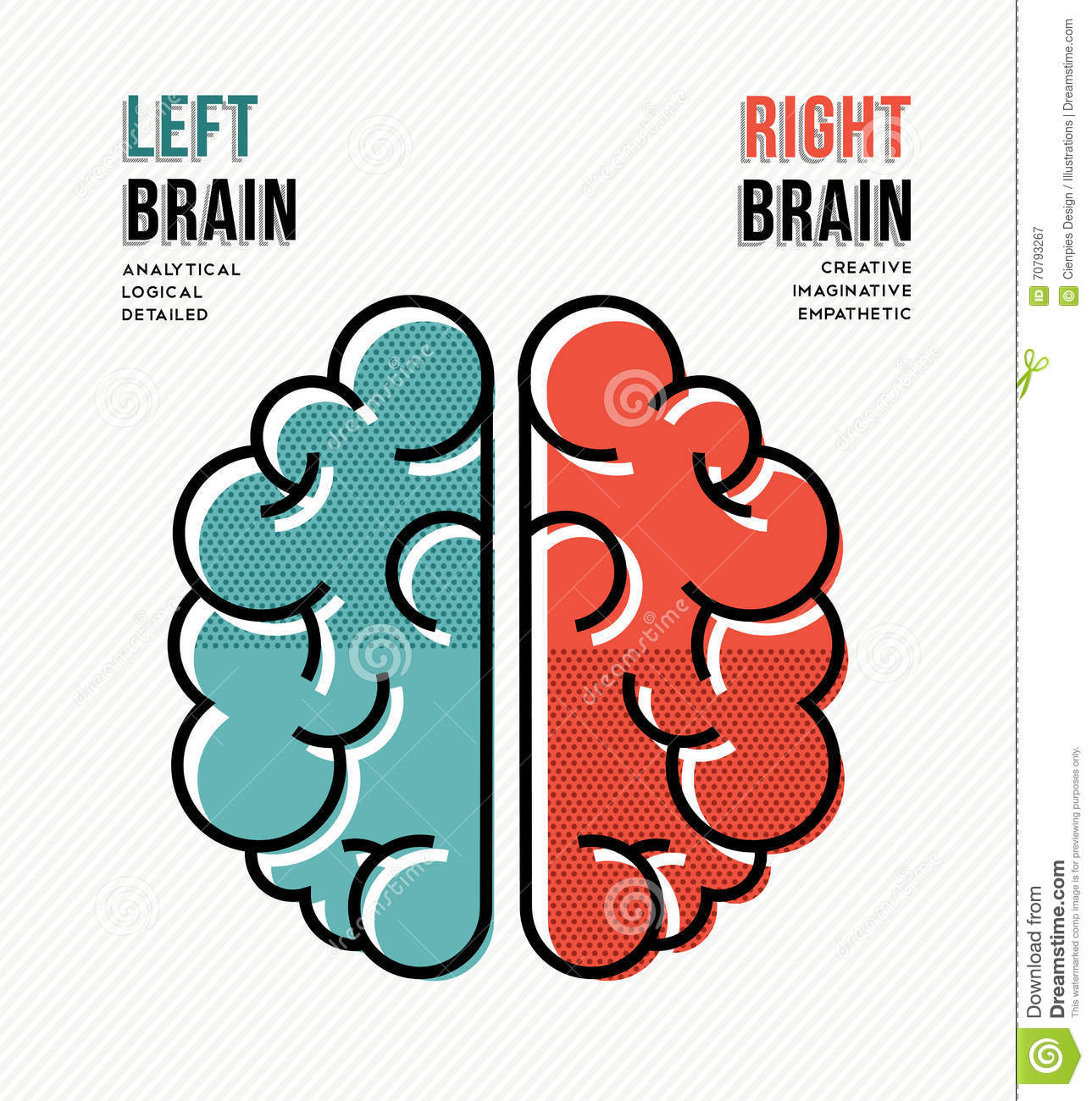 exploring the right and left brain hemispheres Aug 2 guest post: exploring the left brain / right brain myth learning directly tested the hypothesis that individuals have stronger left- or right-hemispheres.