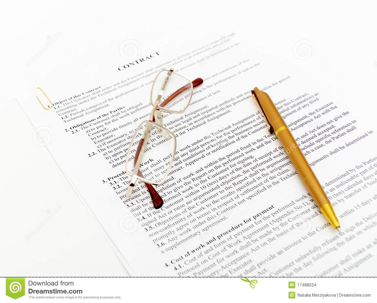 Contract Law Essays | Law Essays