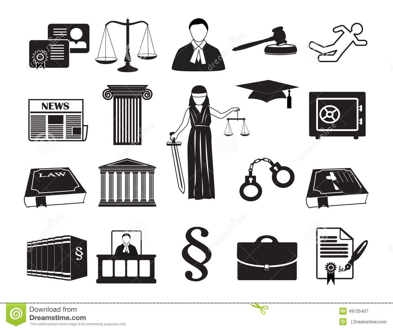 lawyer vector - photo #12