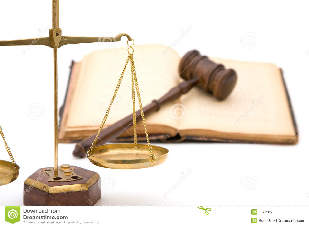 Legal System Royalty Free Stock Photo - Image: 3523105