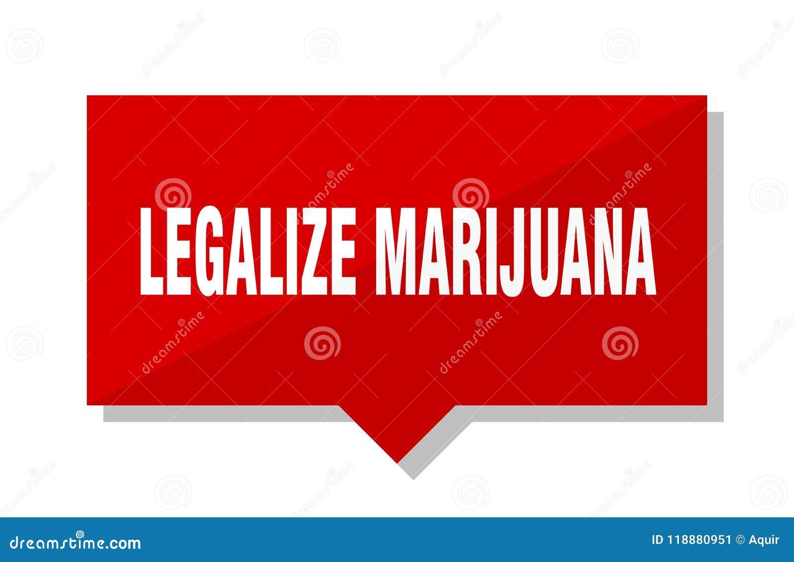 Legalice el precio de la marijuana