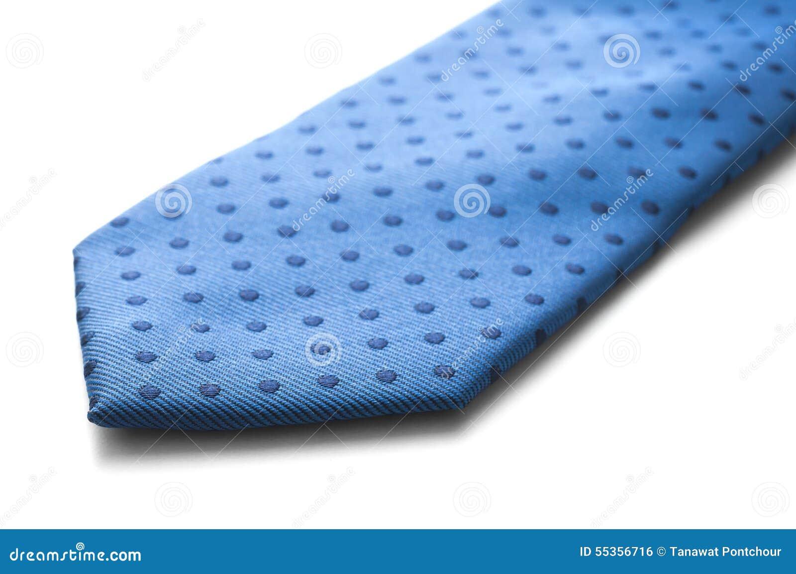 Legame blu del punto
