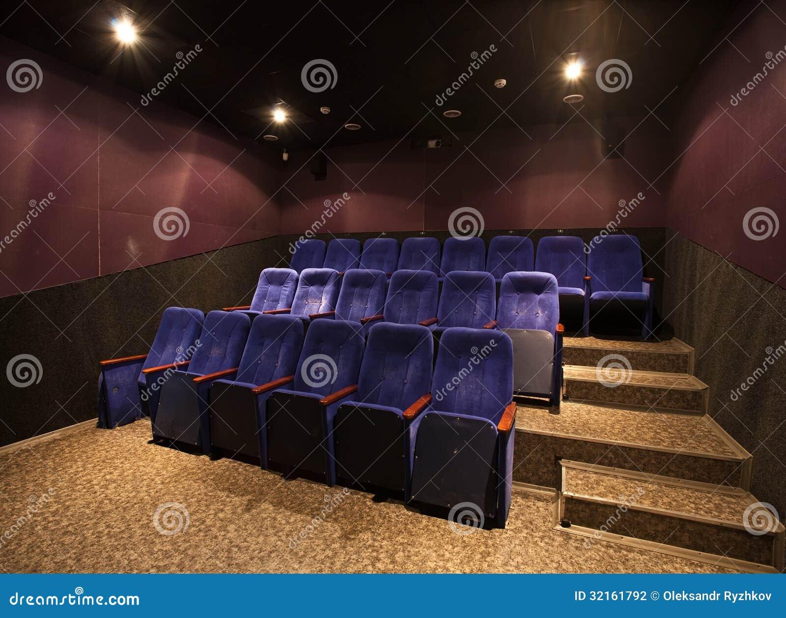 Lege bioscoop