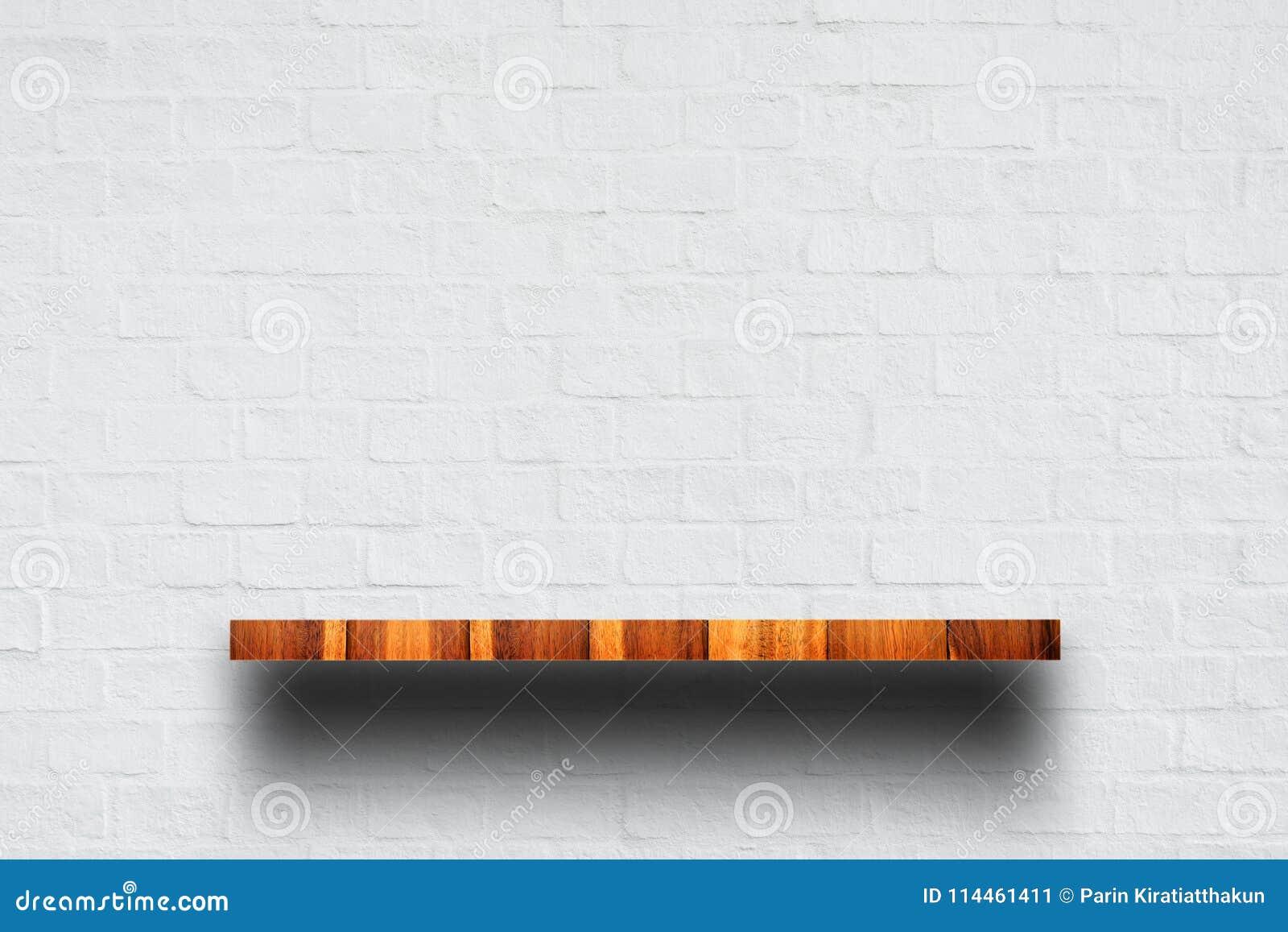 houten plank voor aan de muur