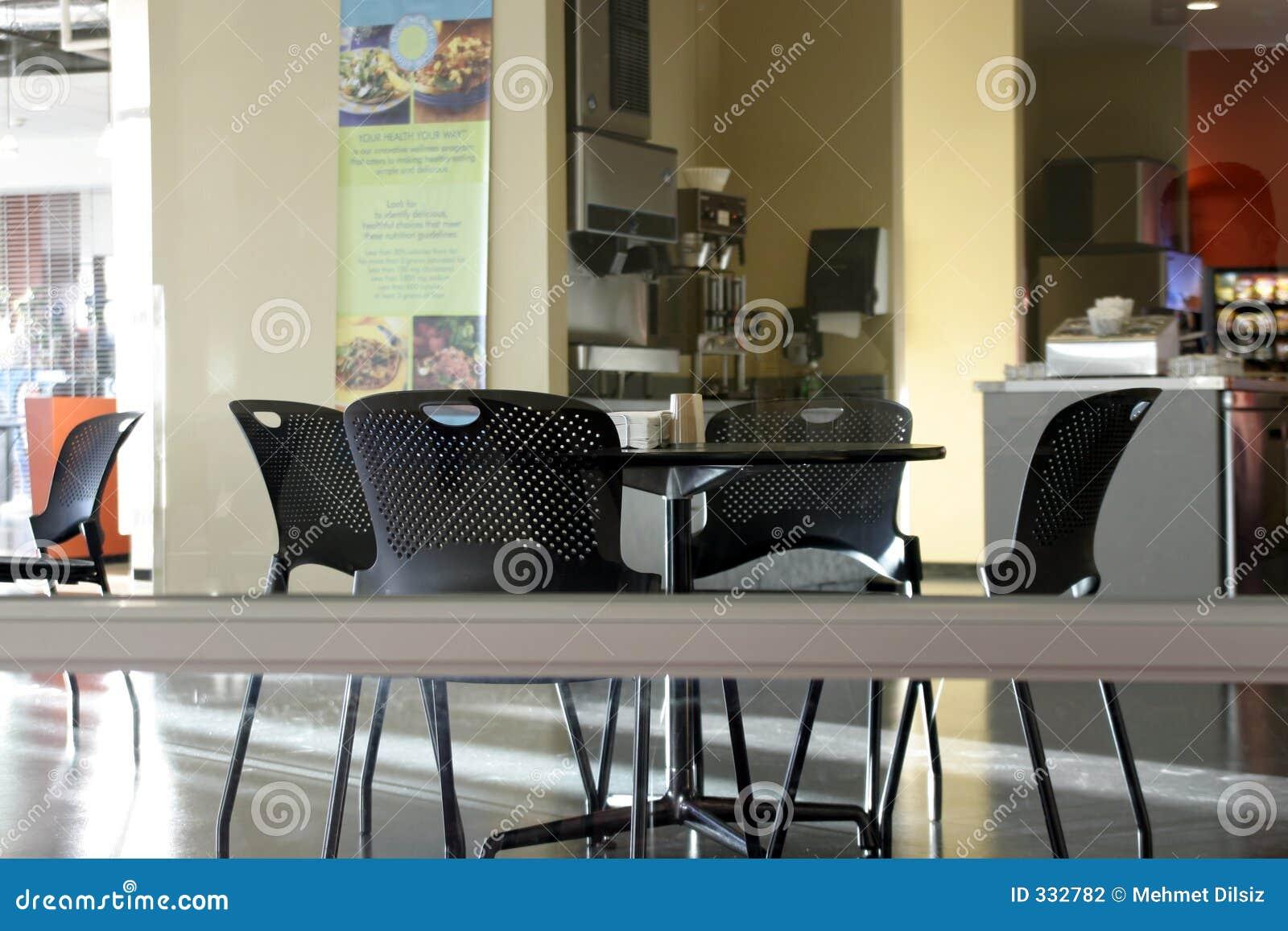 Lege Cafetaria