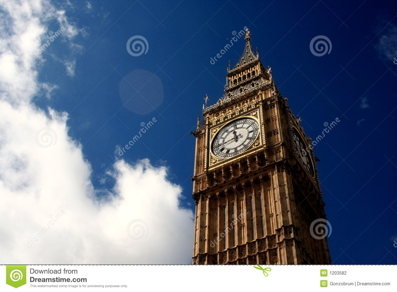 The Legendary Big Ben