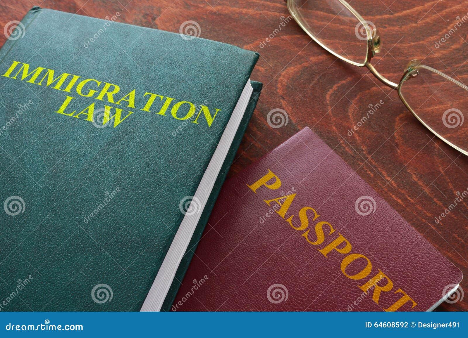 Legge di immigrazione