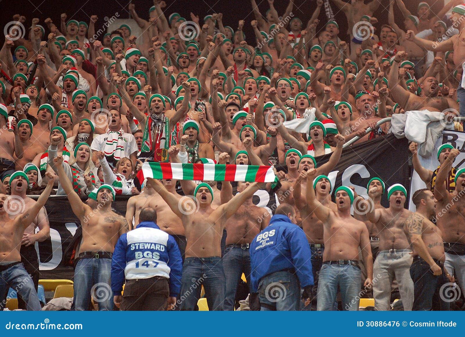 Legia Warsaw fo...