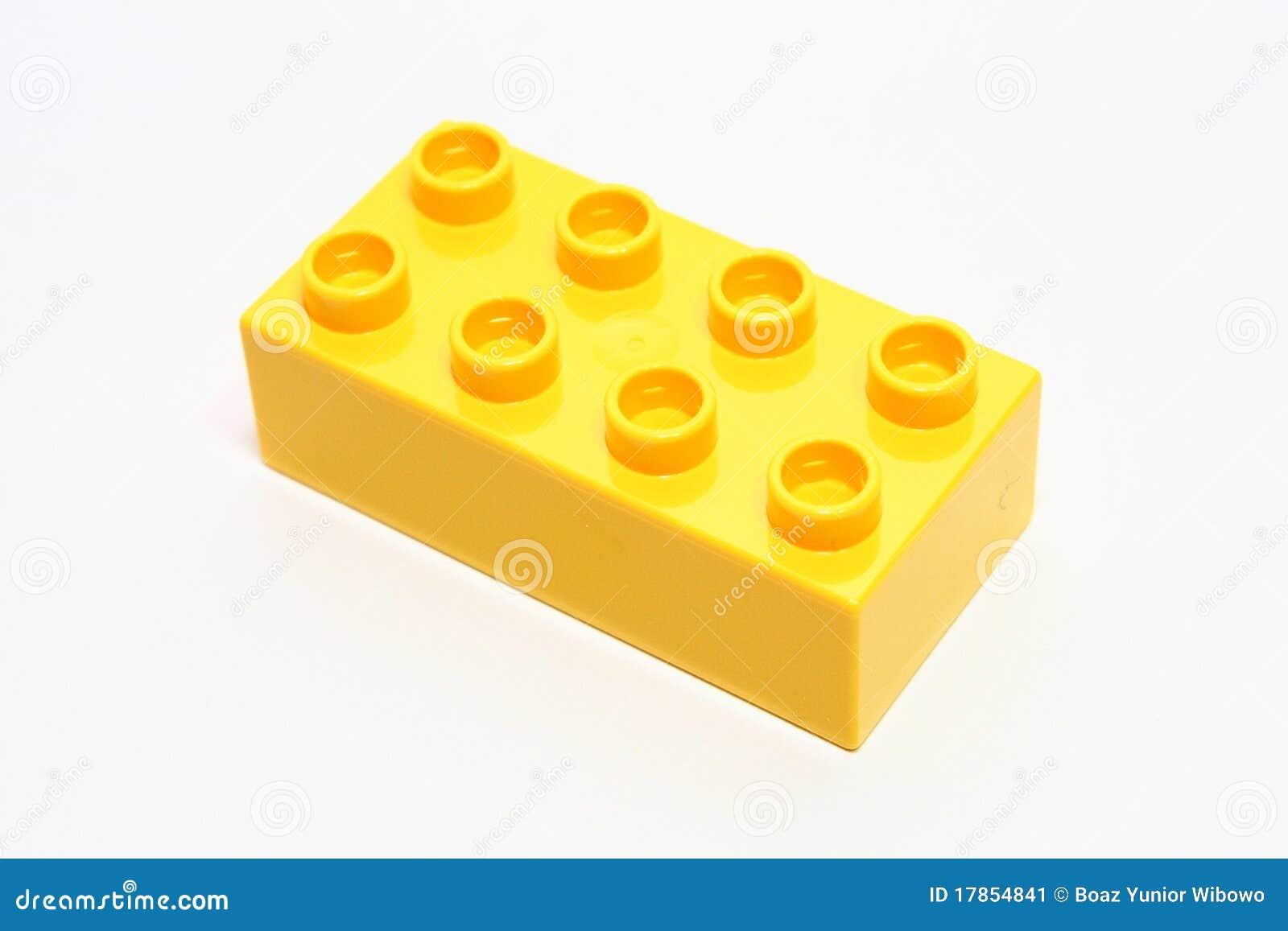 Lego黄色