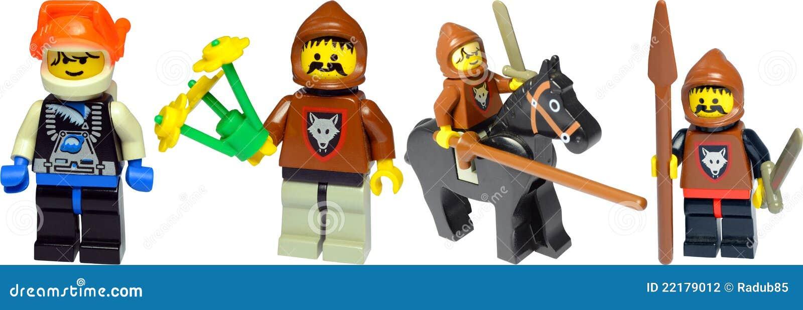 Lego χαρακτήρων