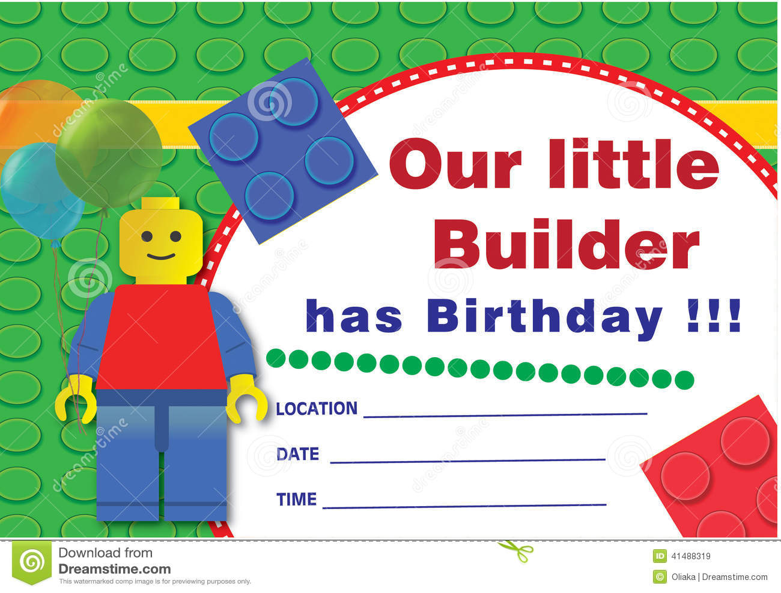 Free Lego Party Invitations – Free Lego Party Invitations