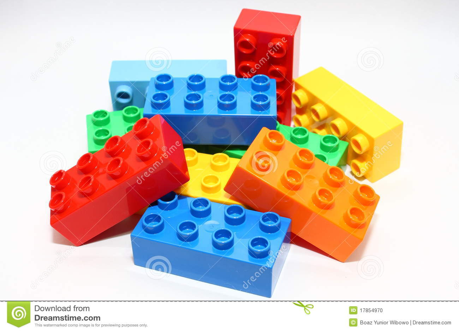 lego blocks stock photo image of teamwork connect building 17854970. Black Bedroom Furniture Sets. Home Design Ideas