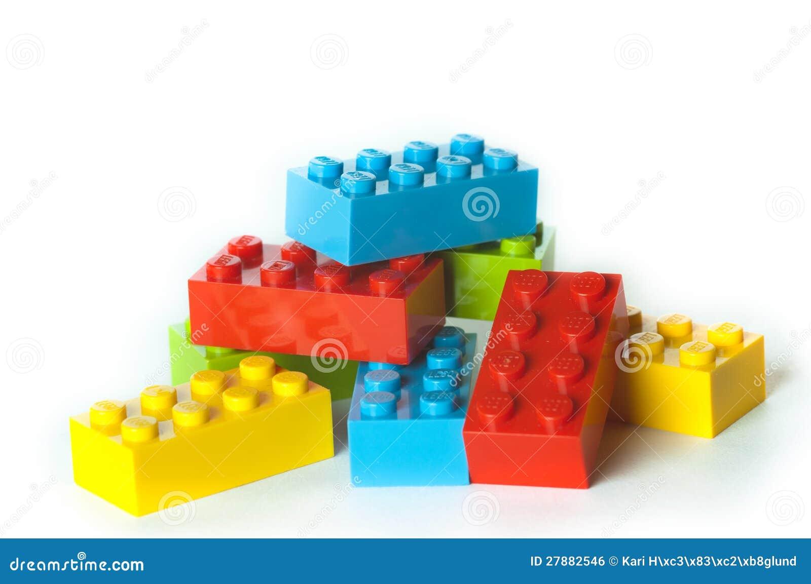 Lego blocks editorial photo  Image of leisure, editorial