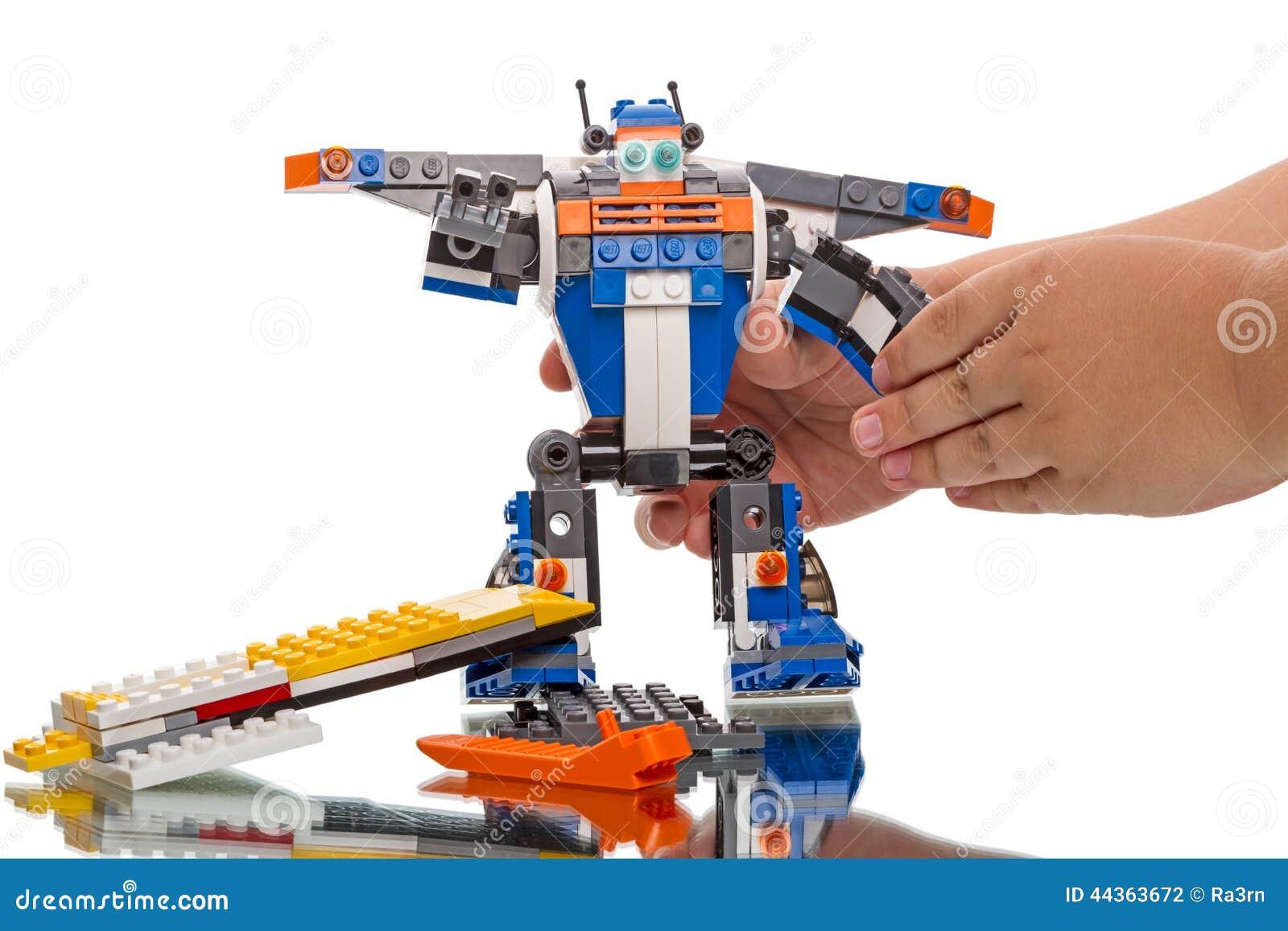 LEGO Creator - robot