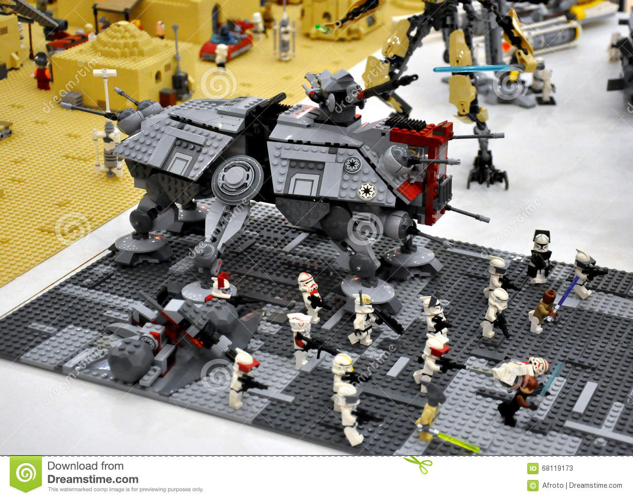 how to get to lego city in lego star wars